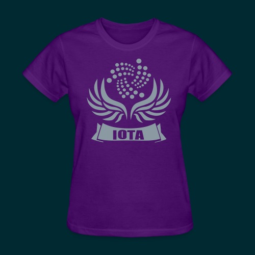 Iota has Wings! - Women's T-Shirt