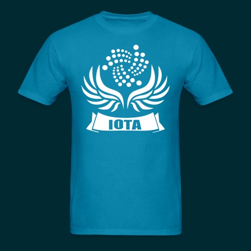 Iota has Wings! - Men's T-Shirt