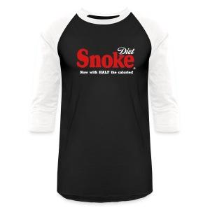 Diet Snoke - Baseball T-Shirt