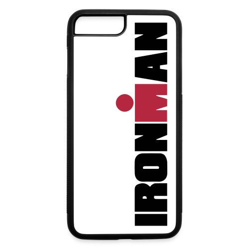 IRONMAN iPhone 7 Plus/8 Plus Rubber Case - iPhone 7 Plus/8 Plus Rubber Case