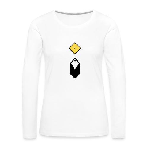 iSleeve - Women - Women's Premium Long Sleeve T-Shirt