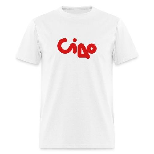 Ciao Tour 1976 (red) - Men's T-Shirt