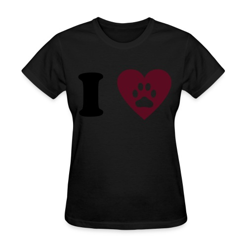 Dog Love - Women's T-Shirt