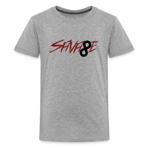 Savage Premium T-Shirt - Kids' Premium T-Shirt