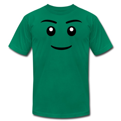 Lego Happy Face  - Men's Fine Jersey T-Shirt