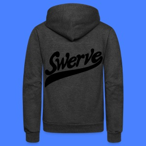 Swerve Zip Hoodies/Jackets - stayflyclothing.com - Unisex Fleece Zip Hoodie by American Apparel