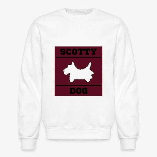 Original Scotty Dog - Crewneck Sweatshirt