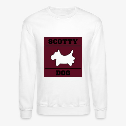 Original Scotty Dog - Crewneck Sweatshirt