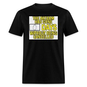 0 Days Since Cancellation Male T-Shirt - Men's T-Shirt