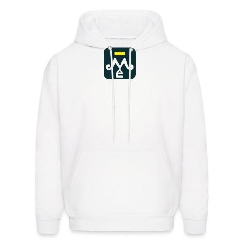 Men's LvlMe Crown Hoodie (Official) - Men's Hoodie