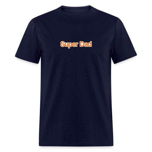 Super Dad T-shirt - Men's T-Shirt