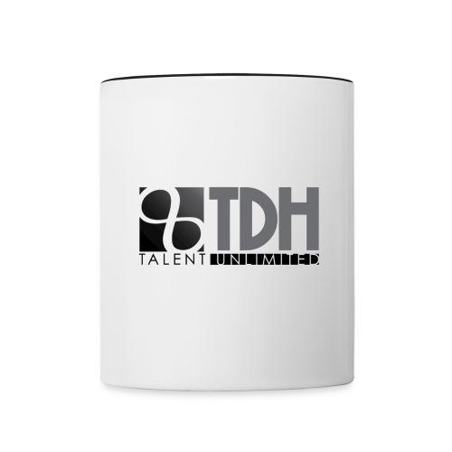tdh mug - Contrast Coffee Mug