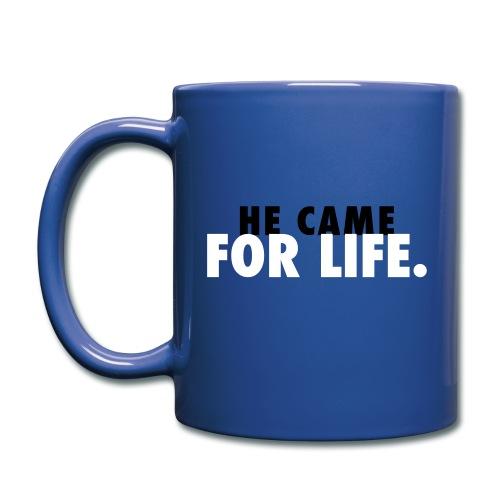 For Life Mug - Full Color Mug