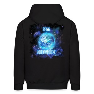 HOODIE - ANTHROPOCENE ANNOUNCEMENT - without release date - Men's Hoodie