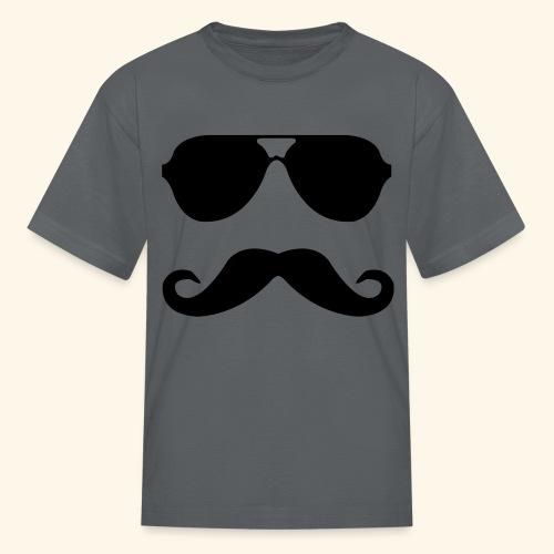 MUSTACHE PARTY - Kids' T-Shirt