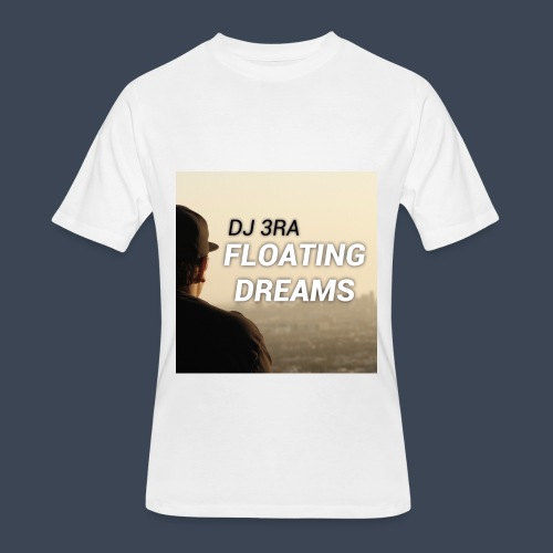 DJ 3RA - Floating Dreams Album Cover Men's 50/50 T-shirt (Jerseys Type) - Men's 50/50 T-Shirt