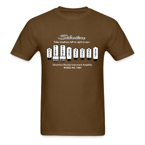 Tube Amps - Men's T-Shirt