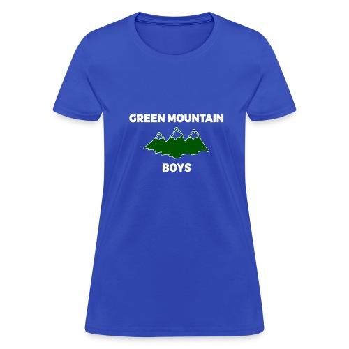 Customizable GMB Woman's Shirt - Women's T-Shirt