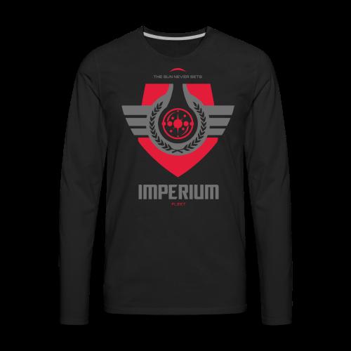 Imperium Crest - Fleet - Men's Premium Long Sleeve T-Shirt