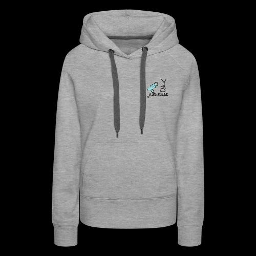 BMX Design Sweater - Women's Premium Hoodie