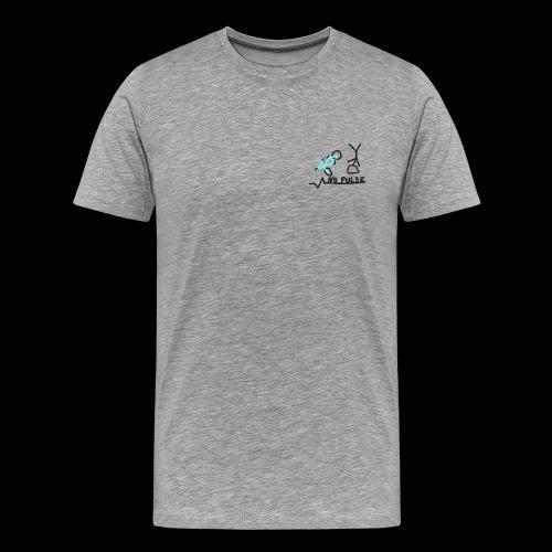BMX Design Tee - Men's Premium T-Shirt