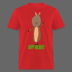 Kelly Holiday Reindeer