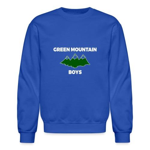 GMB Men's Sweatshirt - Crewneck Sweatshirt