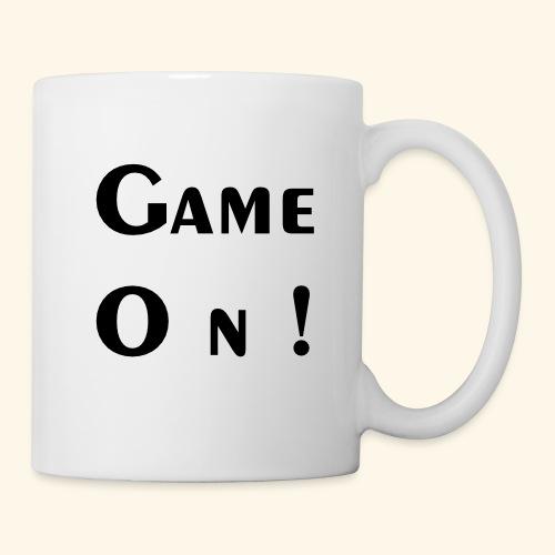 Game On! - Coffee/Tea Mug