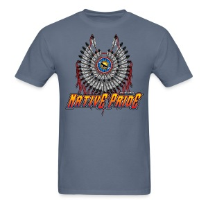 Oyate Graffix 'Native Pride' Tee - Men's T-Shirt