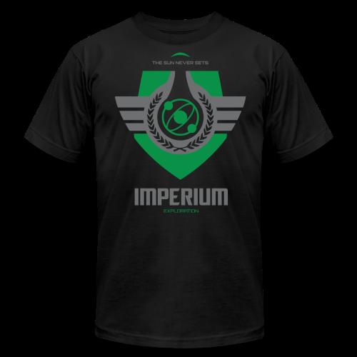 Imperium Crest - Exploration - Men's Fine Jersey T-Shirt