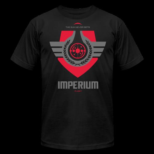 Imperium Crest - Fleet - Men's Fine Jersey T-Shirt