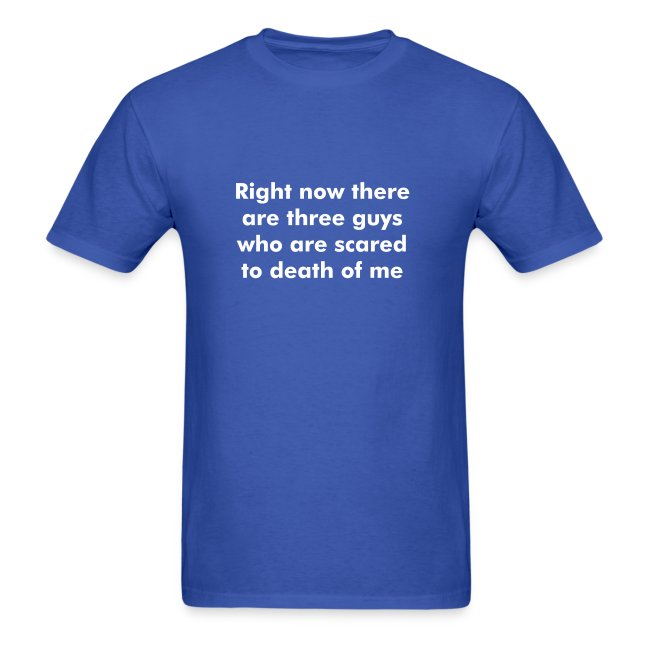 Three Guys T-Shirt