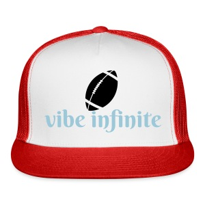 shout out to vibe infinite - Trucker Cap