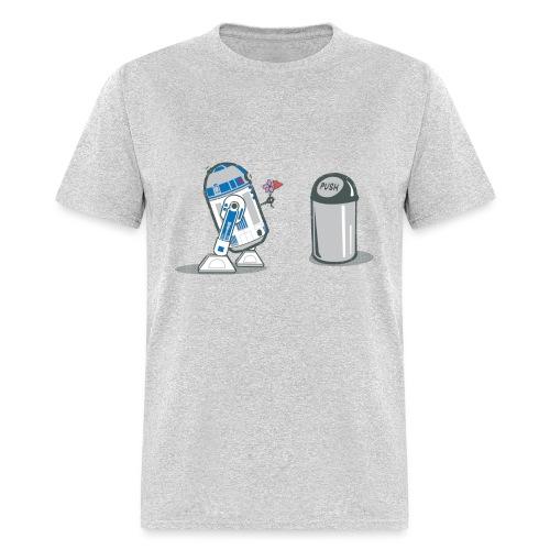 Droid Crush D2 - Men's T-Shirt