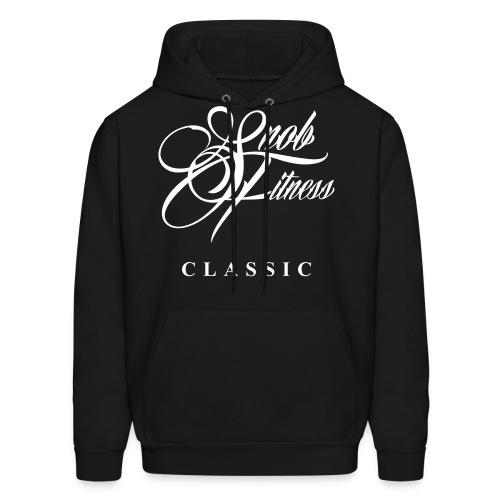 Snob Fitness Classic - Men's Hoodie