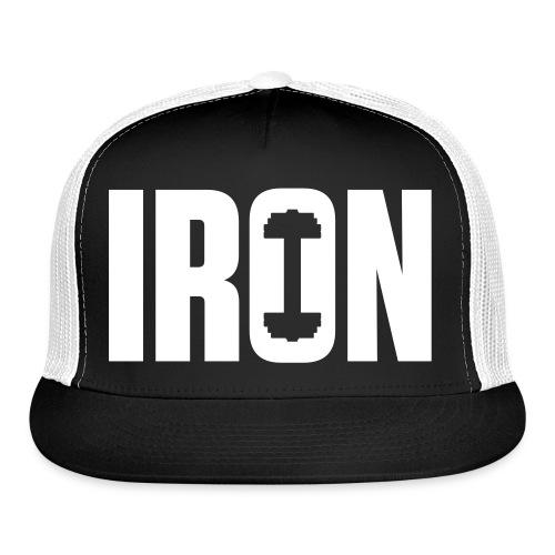 IRON WEIGHTS - Trucker Cap