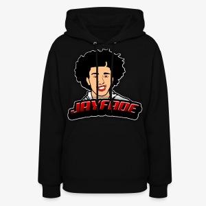Woman's Premium JayFade Hoodie - Women's Hoodie