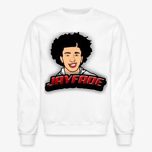 Men's Premium JayFade Crew Sweater - Crewneck Sweatshirt