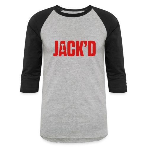 JACK'D - Baseball T-Shirt
