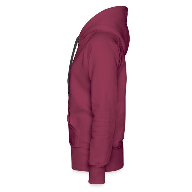 HerHandgun SPARKLY SILVER Logo - Pullover Hoodie