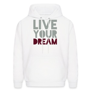 DEFINE Dream  - Men's Hoodie