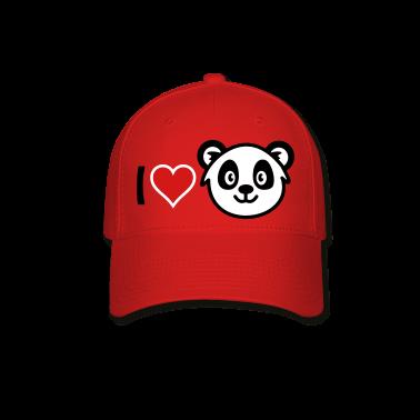 I love Panda Caps