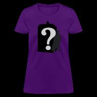 T-Shirts ~ Women's T-Shirt ~ Doctor Who? Women's Fit