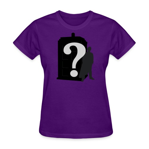Doctor Who? Women's Fit - Women's T-Shirt