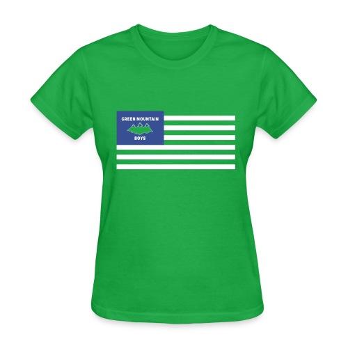 GMB Flag Woman's Shirt - Women's T-Shirt