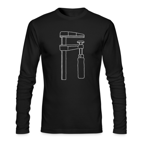 SCREW CLAMP / Clamping Force  - Men's Long Sleeve T-Shirt by Next Level