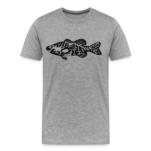 Men's Premium T-Shirt Bass - Men's Premium T-Shirt