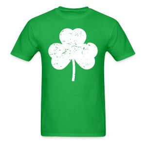 Irish Shamrock shirt - Men's T-Shirt