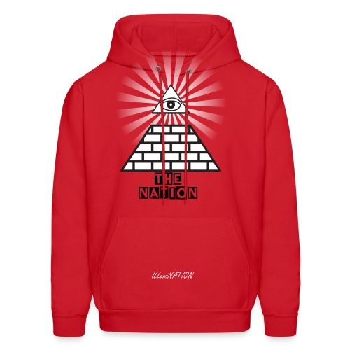 The Nation - Men's Hoodie