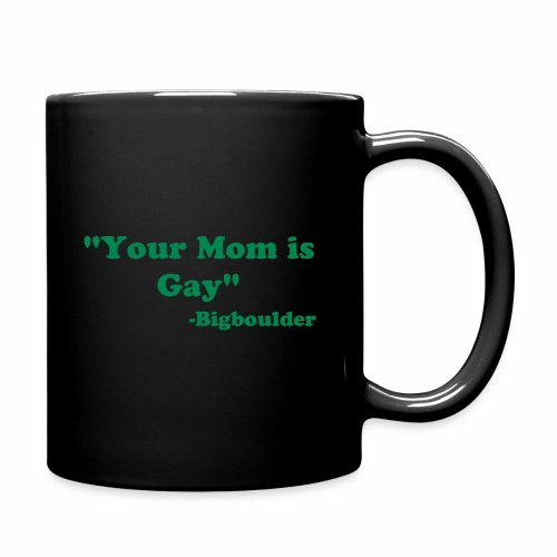 BigBoulder mug  - Full Color Mug